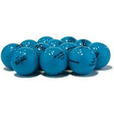 Nike Mojo Lucky #7 Blue Logo Overrun Golf Balls