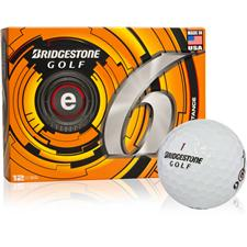 Bridgestone Prior Generation e6 ID-Align Golf Balls