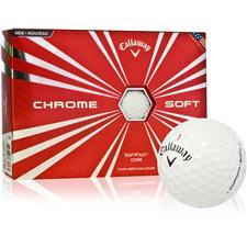 Callaway Golf Prior Generation Chrome Soft ID-Align Golf Balls