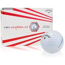 Callaway Golf HEX Diablo ID-Align Golf Balls