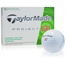 Taylor Made Project (a) ID-Align Golf Balls