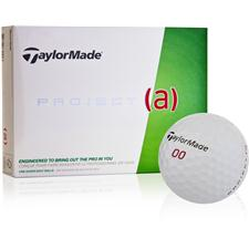 Taylor Made Prior Generation Project (a) ID-Align Golf Balls