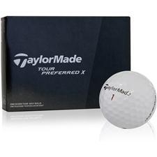 Taylor Made Prior Generation Tour Preferred X ID-Align Golf Balls
