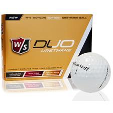 Wilson Staff Duo Urethane ID-Align Golf Balls