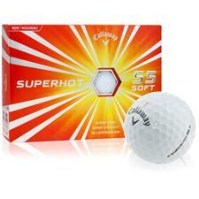 Callaway Golf Superhot 55 Personalized Golf Balls