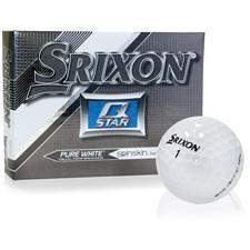 Srixon Q-Star Pure White Personalized Golf Balls