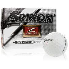 Srixon Z Star XV 4 Personalized Golf Balls