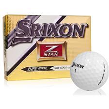 Srixon Z Star 4 Personalized Golf Balls