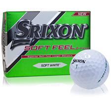 Srixon Soft Feel Personalized Golf Balls
