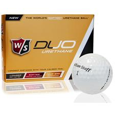 Wilson Staff Duo Urethane Personalized Golf Balls