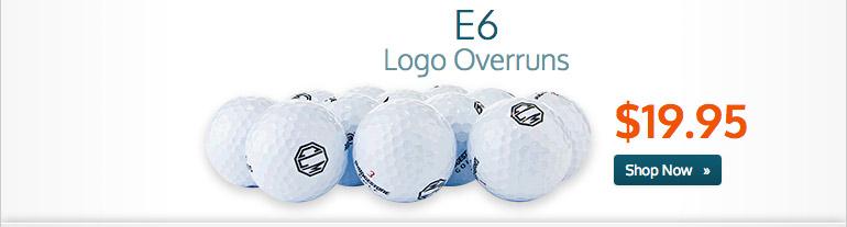 e6 Logo Overruns