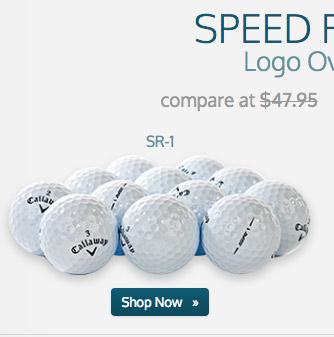 Price Drop on Callaway Speed Regime 1 Golf Balls