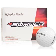 Taylor Made Burner Golf Balls