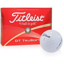 Titleist DT TruSoft Personalized Golf Balls