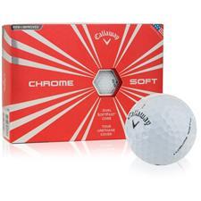 Callaway Golf Chrome Soft Personalized Golf Balls