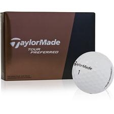 Taylor Made Prior Generation Tour Preferred Personalized Golf Balls