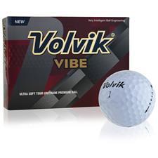 Volvik Vibe Personalized Golf Balls