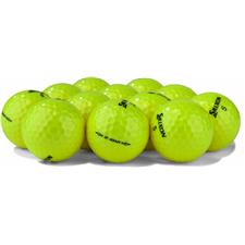 Srixon Z Star 4 Tour Yellow High Number Overrun Golf Balls