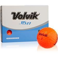 Volvik DS77 Orange Golf Balls