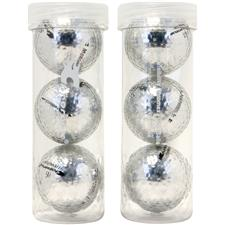 Chromax Metallic I Golf Ball - Metallic Silver