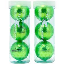 Chromax Metallic I Metallic Green Golf Balls