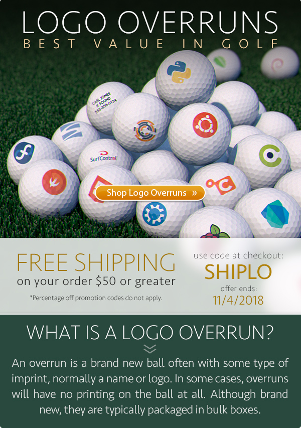 Overruns & Clearance Balls up to 40% Off, Top Brands + Free-Shipping