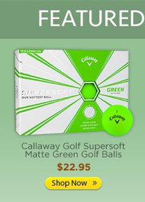 Free Shipping on your colored golf ball order of $50 or greater