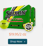 Golf Ball Deals from the Top Brands in Golf!